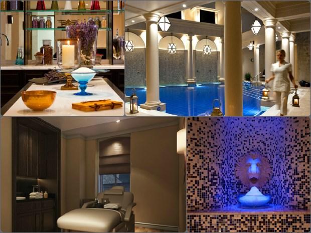 Spa at The Gainsborough Bath Spa Hotel
