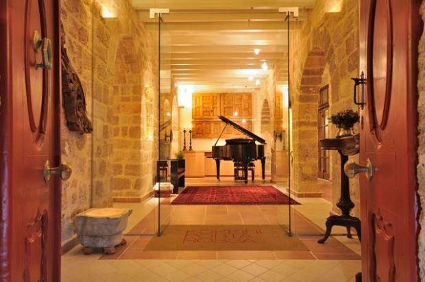 Kokkini  Lobby lounge