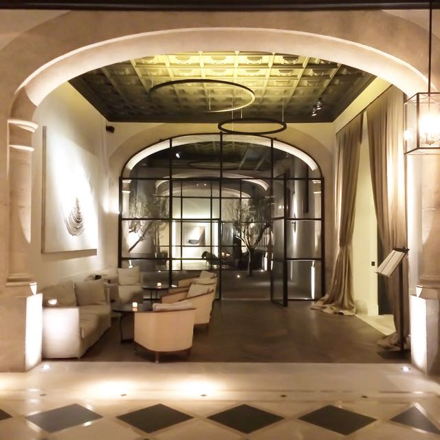 Lobby Hotel Sant Francesc