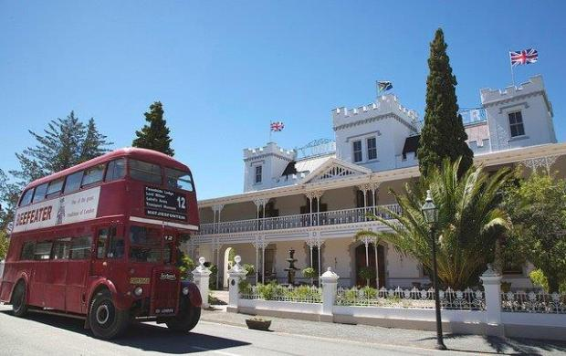 The Blue Train Luxury Editor A Forbes Matjiesfontein