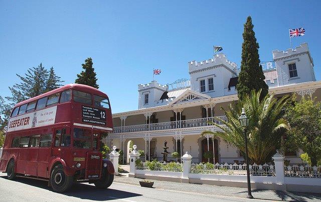 The Blue Train Luxury Editor A Forbes Matjiesfontein