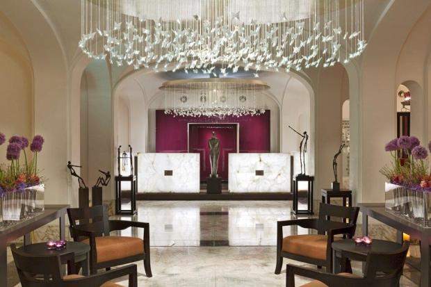 Sofitel The Grand Amsterdam TLE Lobby
