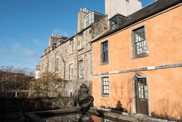 Rock House Edinburgh