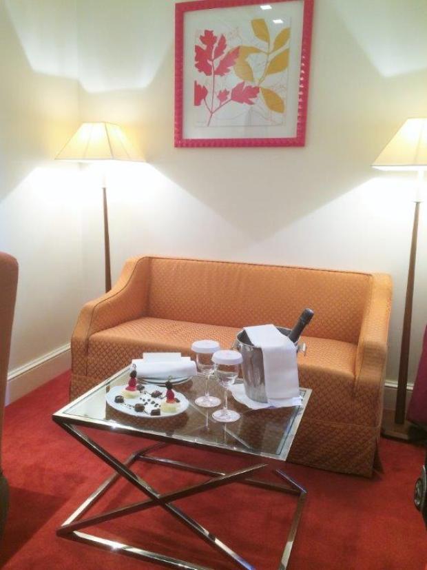 Hotel Inghilterra suite 3