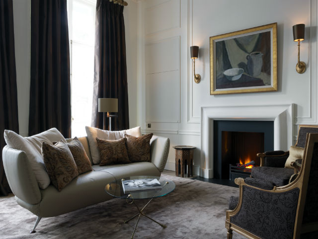 Kensington - Knightsbridge Suite lounge