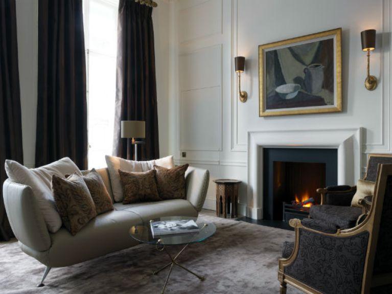 Kensington - Knightsbridge Suite lounge