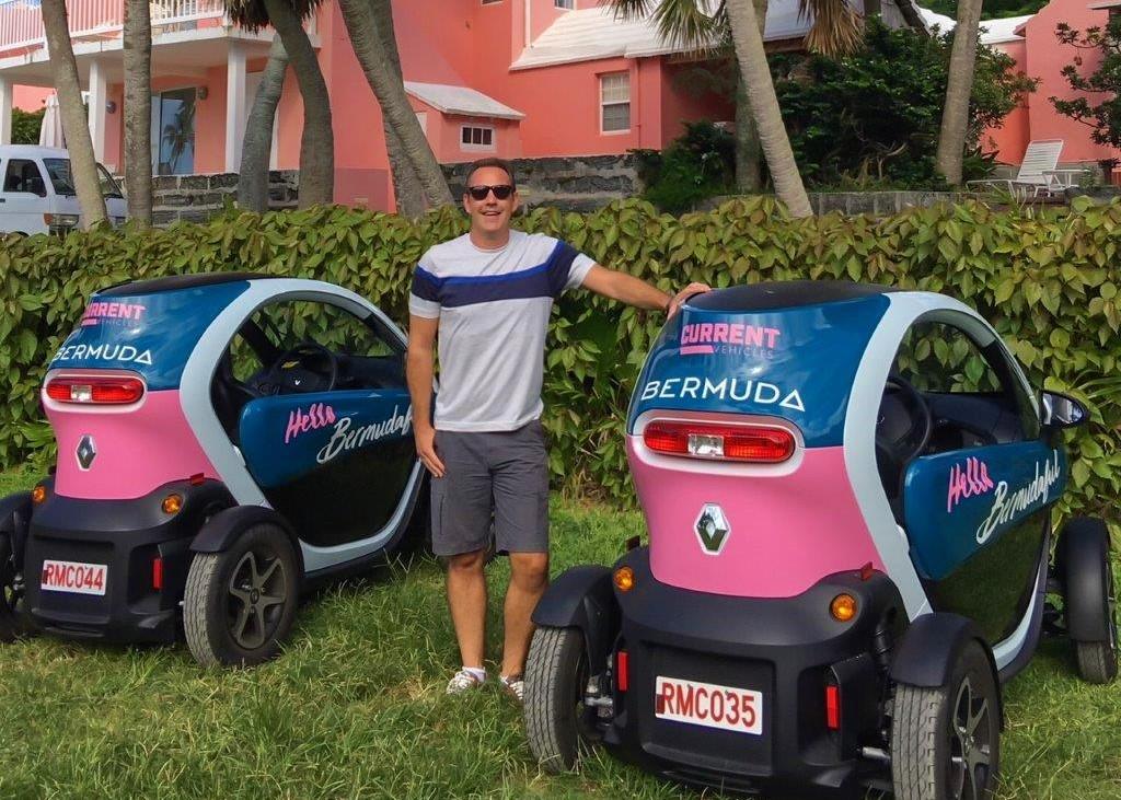 Bermuda Car Rental >> Exploring Bermuda With The Twizy Electric Car The Luxury Editor