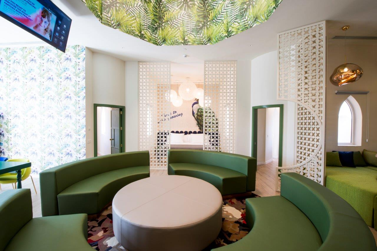 Family Fairy Tale Castle Suite Accommodation At Fantasia