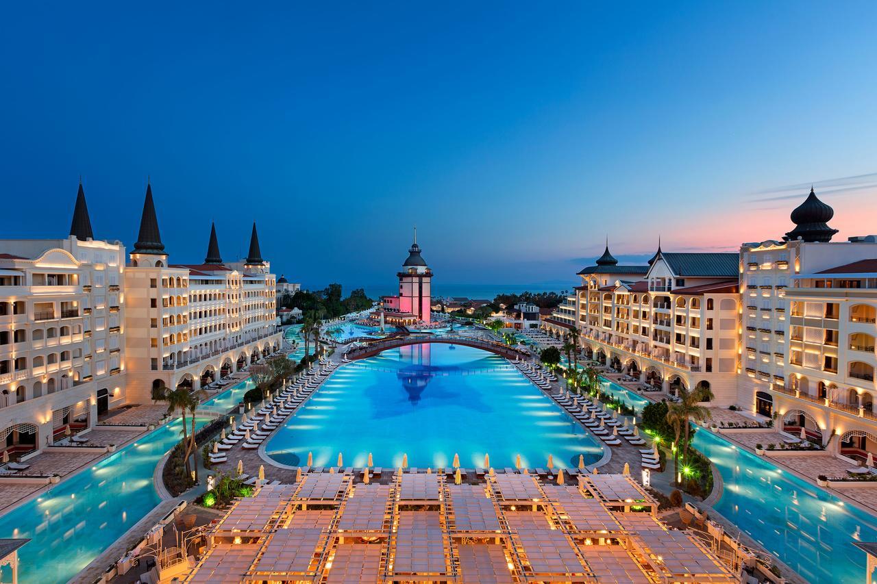 Best Luxury Hotels In Antalya 2020 The Luxury Editor