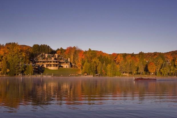Lake Placid Lodge, Lake Placid, New York | Image Credit: Gary Hall