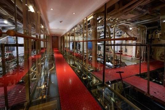 Fingal - Engine Room