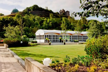 ROOF GARDEN - Calton Suite & Calton Hill