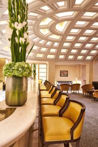 Hotel Adlon Kempinski_Lobby_Bar_Row