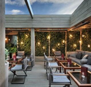 Terrace Dusk