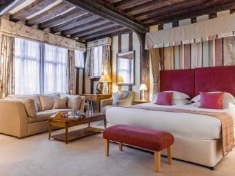 Gainsborough Room, Swan at Lavenham Hotel and Spa