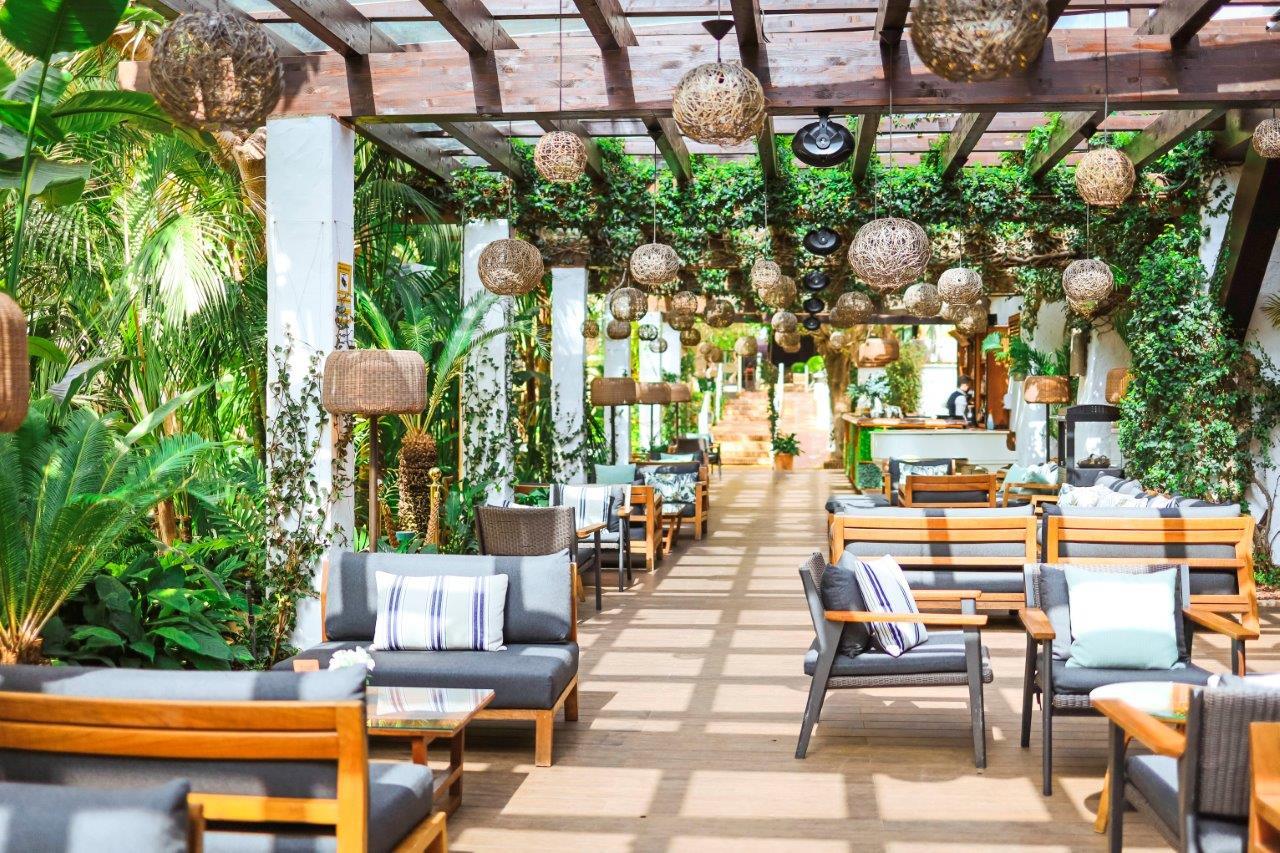 Les Jardins Du Liban Brings Lebanese Cuisine To Puente Romano Marbella - The Luxury Editor