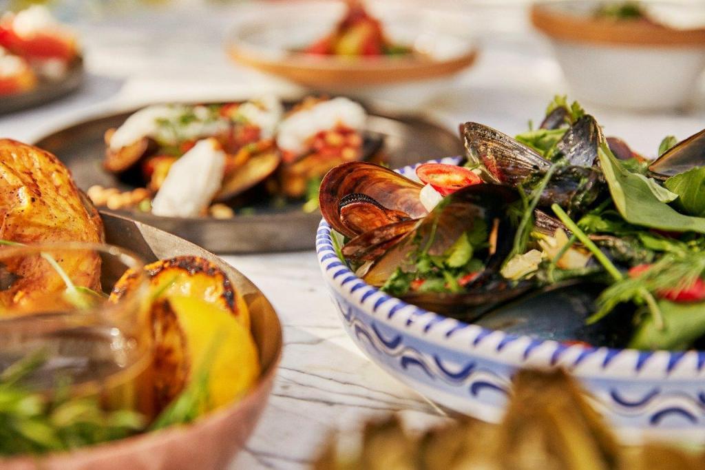 El Patio Marbella Club Restaurant Spain 12