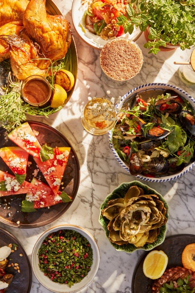 El Patio Marbella Club Restaurant Spain 14