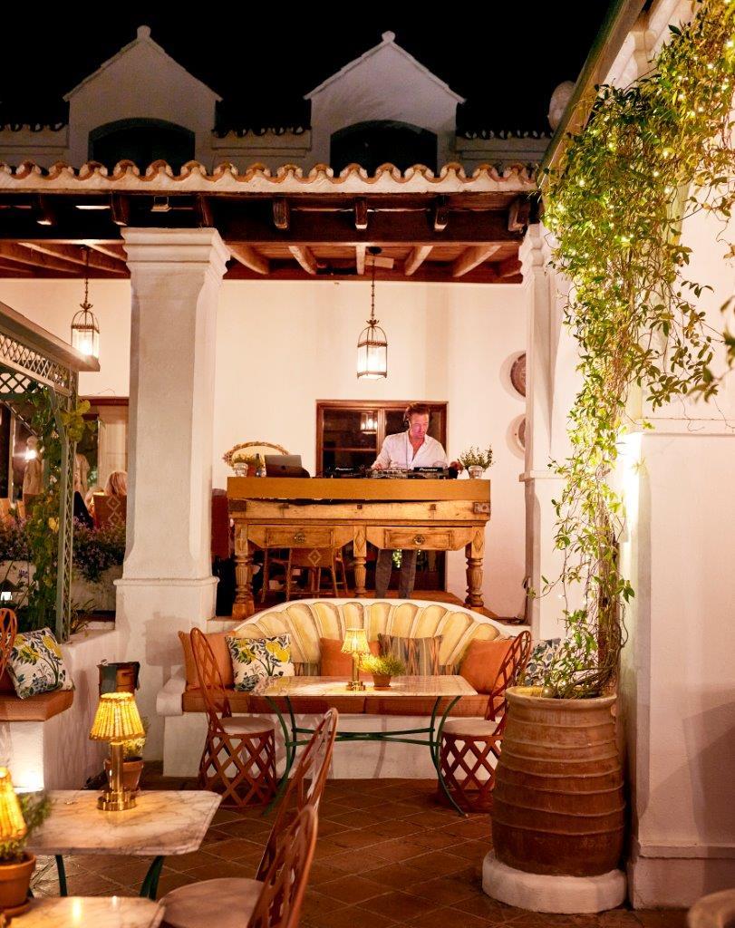 El Patio Marbella Club Restaurant Spain 17