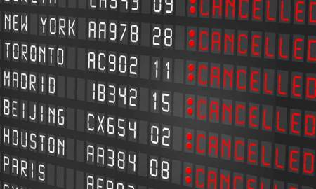 Your Rights When Your Flight is Delayed or Canceled