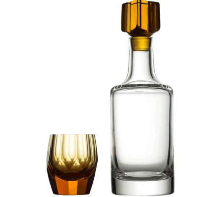 Linley Decanter And Tumbler