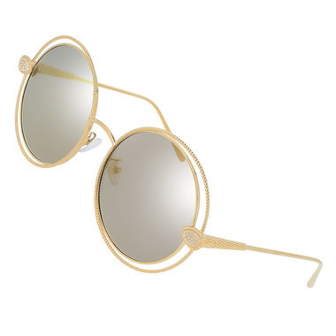 Boucheron Crystal-encrusted Limited Edition Sunglasses