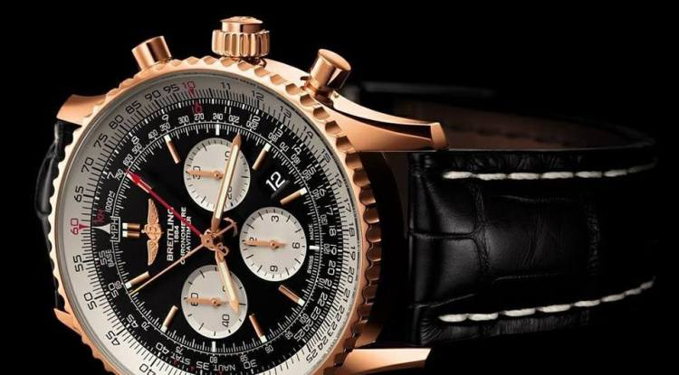 New Release From Breitling: 250-piece Red Gold Limited Edition Watch