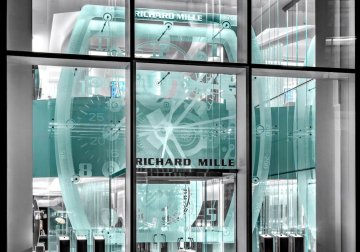 Richard Mille boutique New York