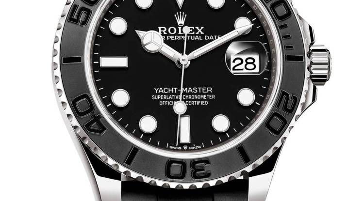 Rolex Yacht Master unveiled at the Baselworld 2019