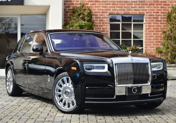 Rolls-Royce Phantom 2019