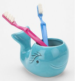 Cute Animal Toothbrush Holders For Your Bathroom | The ... on Decorative Sconces Don't Need Electric Toothbrush id=39156