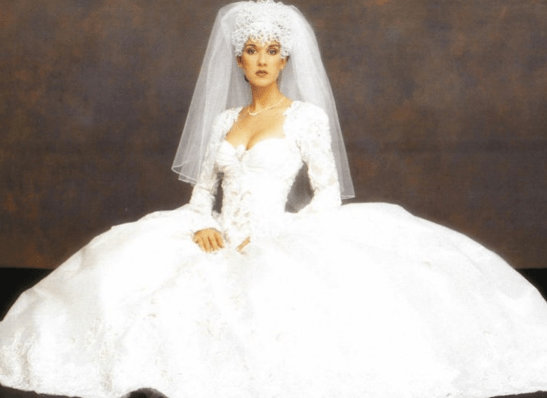 Ugliest Celebrity Wedding Dresses