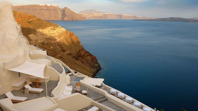 MYSTIQUE, A LUXURY HOTEL COLLECTION, SANTORINI, GREECE