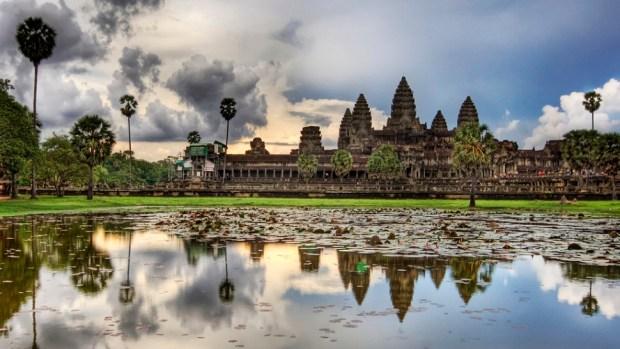 9. CAMBODIA