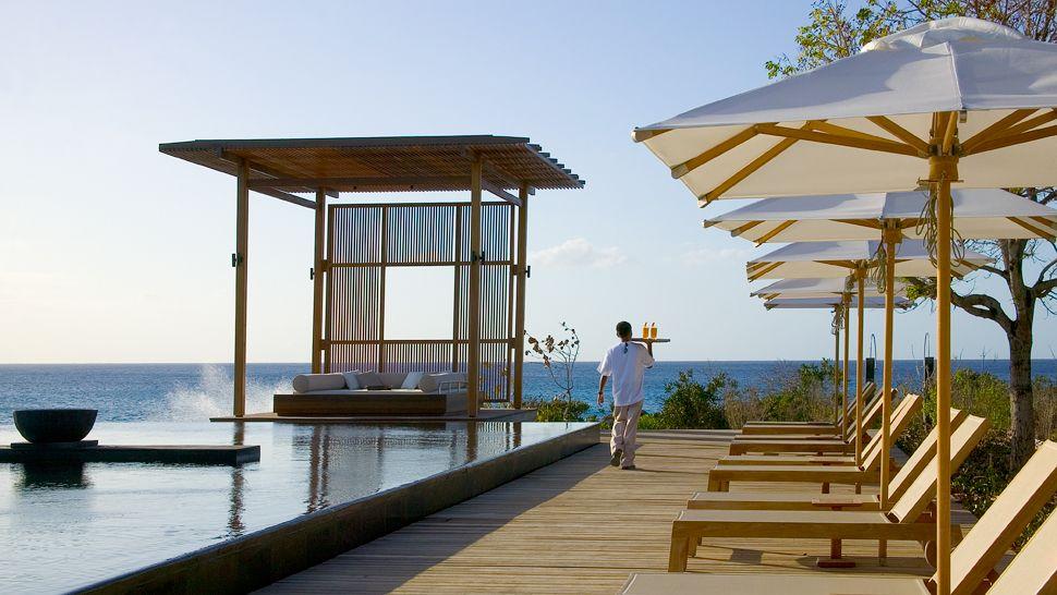 Hotel Review Amanyara Turks Amp Caicos The Luxury