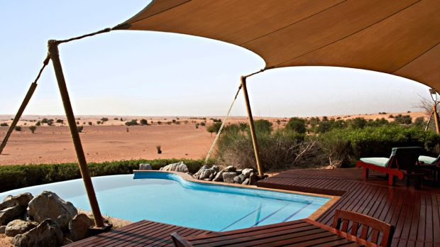 AL MAHA DESERT RESORT, UAE