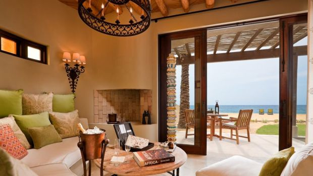 BEACH CASITA LIVING ROOM