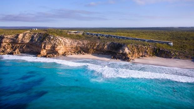 SOUTHERN OCEAN LODGE, AUSTRALIA