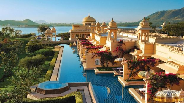 THE OBEROI UDAIVILAS, UDAIPUR, INDIA