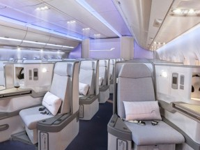 FINNAIR A 350 BUSINESS CLASS