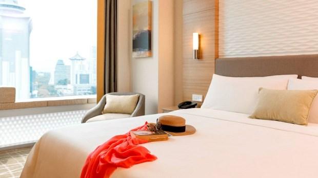 HOTEL JEN ORCHARD GATEWAY, SINGAPORE