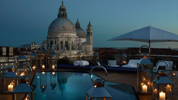 THE GRITTI PALACE VENICE, ITALY