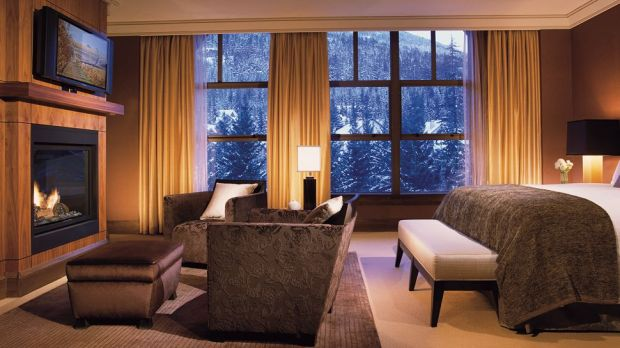 FOUR SEASONS WHISTLER (CANADA)