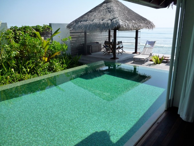 OCEAN HOUSE PRIVATE POOL