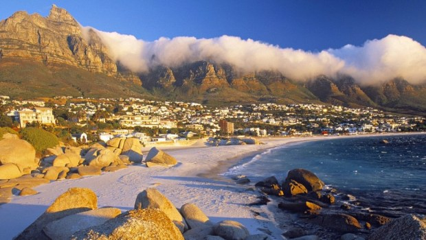 CAMPS BAY, CAPE TOWN, SOUTH AFRICA