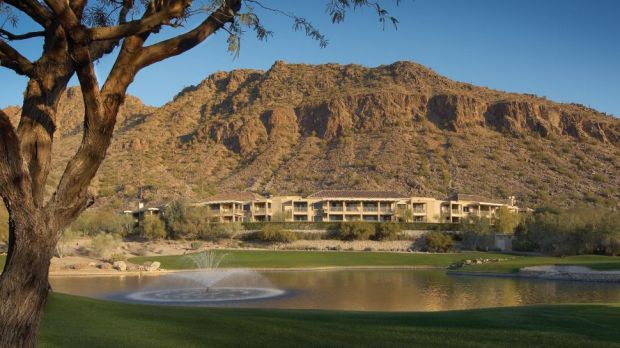 CANYON SUITES AT THE PHOENICIAN, ARIZONA, USA