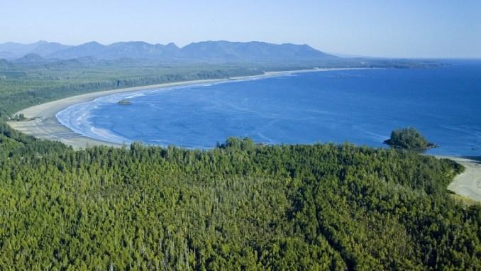 LONG BEACH, VANCOUVER ISLAND, CANADA