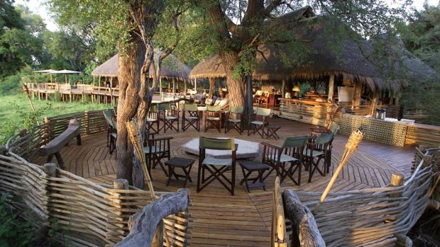 MOMBO & LITTLE MOMBO CAMP, BOTSWANA