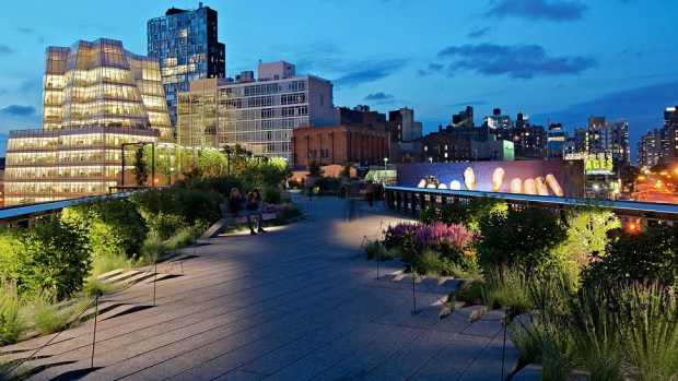 WALK THE HIGH LINE