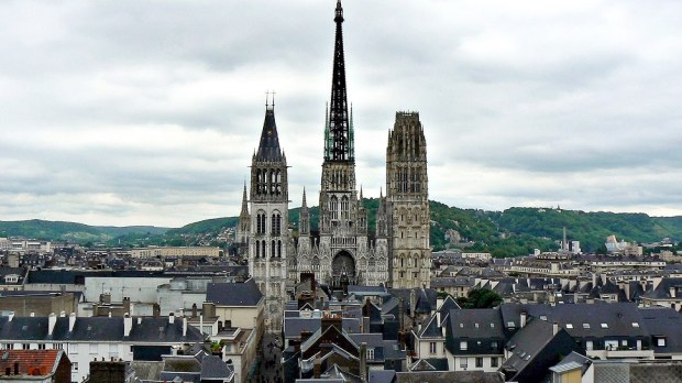 NOTRE DAME CATHEDRAL, ROUEN